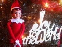 School~Elf on the Shelf