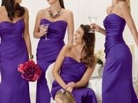 Bridesmaids Dresses - Long