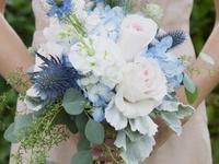 Fabulous Dusty Blue Weddings