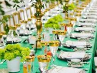 Table Design - Settings & Tablescapes