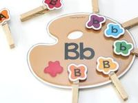 Alphabet Activities for Kids / Alphabet and letter learning activities for kids, lessons, assessments, hands-on and fine motor activities, art projects, crafts, and games to help children develop early literacy, build handwriting skills, letter recognition, and phonemic awareness. Includes resources, products, and free printable worksheets for teachers for preschool, PreK, Kindergarten and First Grade students.