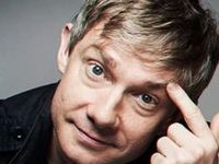 Martin Freeman Requires His Own Board