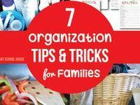 organization and chores charts