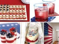 4th of July Festive Foods and Treats