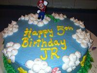 Birthday cakes and stuff