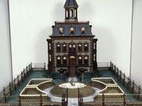 Design: Dolls Houses & Miniatures - Buildings