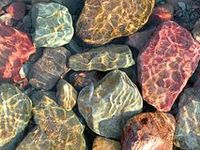 Rocks and Stones of unusual beauty, shape, history or folklore.
