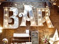 17 best images about wedding trends light up letters on pinterest wedding industrial and metal letters