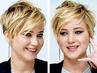 Cortes de pelo, peinados y estilos de pelo corto para mujeres 2014