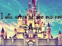 Mostly Disney!!