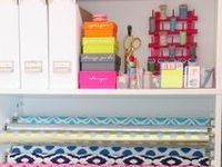 I am a tad O.C.D. and these organization and cleaning ideas make me swoon with happiness!