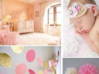 Nursery ideas and inspiration  Nursery pictures  Nursery themes, baby