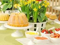 Mother's Day Recipes and Gift ideas