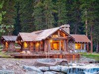 Cabin of my Dreams