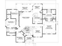 House Plans 2000 Square Feet 3 Bedrooms on 200 square foot floor plans