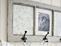 176 Best Old Window Frame Ideas Images On Pinterest Old