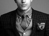 I wish men dressed like this:)