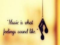 I enjoy all of sounds from the air waves....
