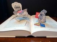 Books made into other art forms of expression