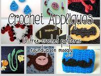 Crochet: Appliqués