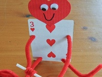 Crafts : Valetines Day