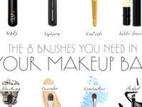 All things BEAUTY, ie:  Make-up, Hairstyles, all products pertaining to beautifying oneself