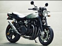 """There is something about the """"old"""" design in these bikes that makes me remember Steve McQueen."""