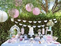Shabby Chic party mood