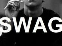 SWAG! Walk, walk fashion baby.