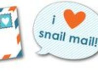 Anyone looking to share snail mail, let me know...