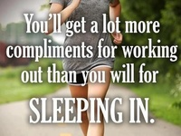Cardio. Weights. Running. Yoga, Stretching. Crossfit. HIIT. I don't care what you choose...just get off your ass and be active!
