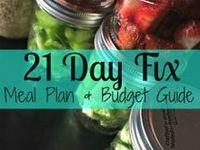 A collection of recipes that can be used while doing the 21 Day Fix program.