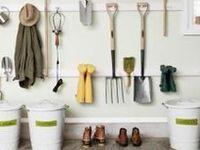 Home and Garden Organization & Storage Ideas I Love!