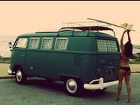 Mostly VW buses, but has not been updated so there are a few Bugs ;)