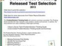 math worksheet : 3rd grade reading taks released tests  texas assessment of  : 3rd Grade Taks Math Worksheets