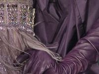 Couture and Runway - Purple Rain