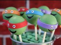 Cowabunga! Pay homage to the heroes in a half shell with a #TMNT themed party!