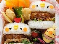 The more practical yet challenging bento lunch ideas for my littles