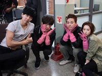You're All Surrounded on Pinterest | You're All Surrounded, Lee Seung ...