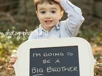 Cute ways to announce the arrival of your little one