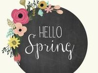 Spring has sprung! / After what felt like the longest winter in history, Spring is finally here! Here's our favourite spring images.