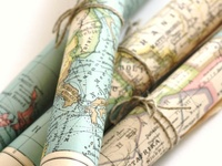 Maps, Globes, Charts, & Diagrams
