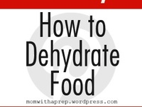 Preserving Food Through Dehydration, Fermenting, Freezing and more for emergency storage, for long term storage and preparedness. See my main board (Survival Preppers Tips and Canning Food Storage) for other topics on emergency preparedness.