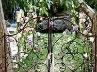 Beautiful doors and gates