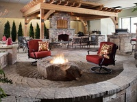 No Place Like Home- Outdoor Areas