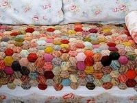Hundreds of great ideas for artsy craftsy projects I can do when not on the computer, napping or daydreaming about my dream home. Varying degrees of talent required.