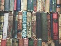 [ books & book decor ]