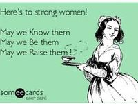 Strong Mighty Women