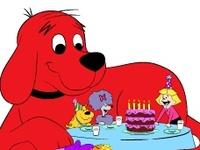 Clifford Birthday Storytime