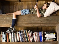 SO MANY BOOKS...SO LITTLE TIME
